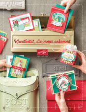 Stampin´ Up! Herbst-/Winterkatalog 2017