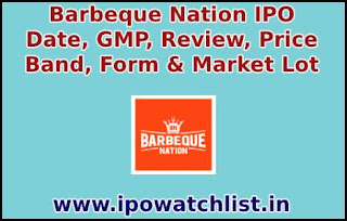 Barbeque Nation IPO GMP