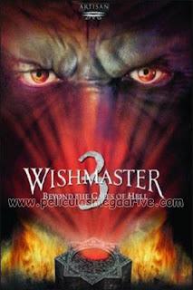 Wishmaster 3 (2001) [Latino-Ingles] [Hazroah]