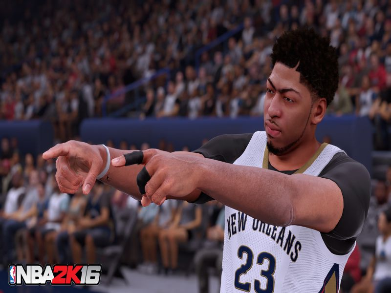Download NBA 2K16 Free Full Game For PC