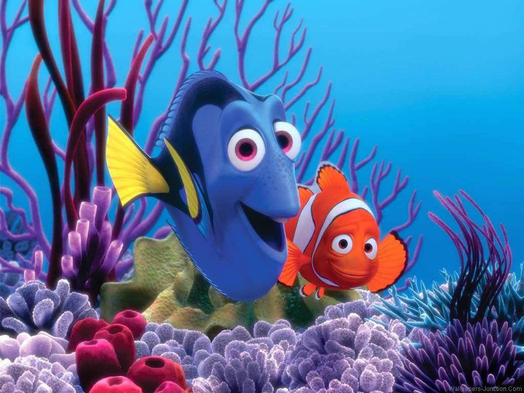 Hollywood Wallpapers: Finding Nemo Movie Wallpapers