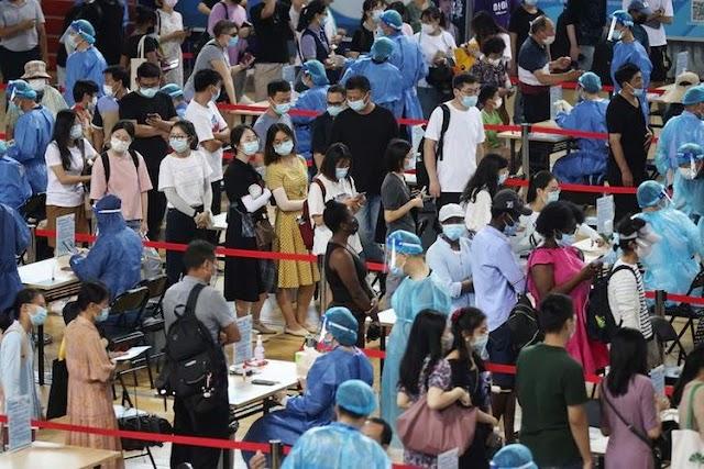 Cara Sukses China Tangani Varian Delta, Bisakah Indonesia Tiru?