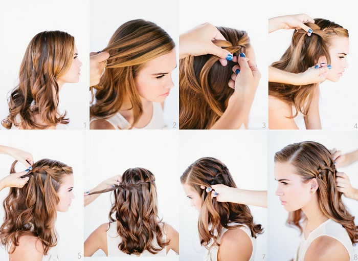 Peinados Para Fiestas Mima Tu Cabello - Peinados-para-ir-de-fiesta