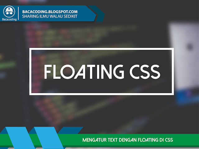 Floating css
