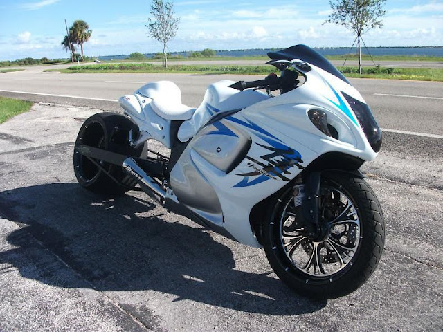 Stretched 'Busa