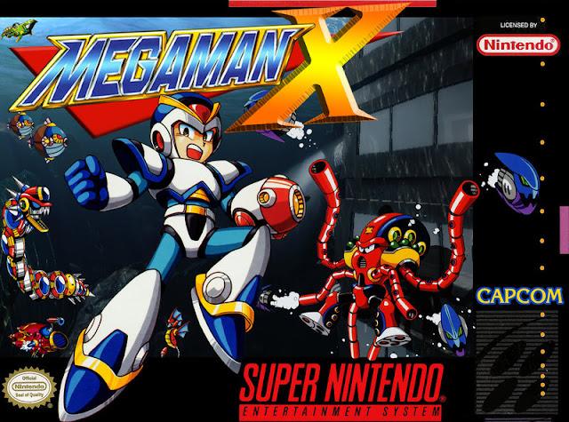 Megaman X [Español] - Portada