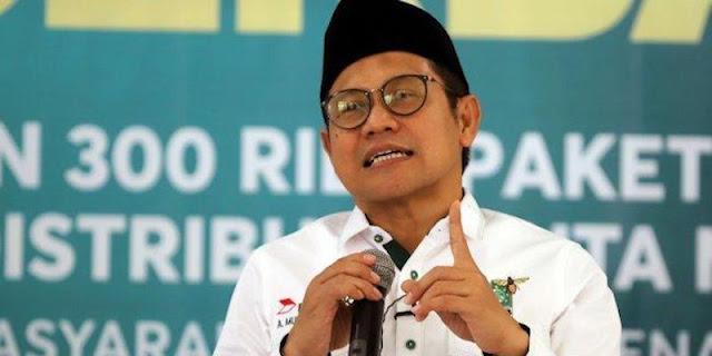 Cak Imin: Siapapun Presidennya, Kalau Mau Indonesia Maju Wajib Memajukan Pesantren