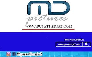 Lowongan Kerja Jakarta SMA SMK D3 S1 PT MD Pictures September 2020