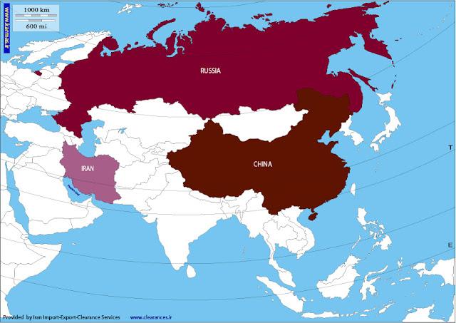 Irán y las alianzas eurasiáticas