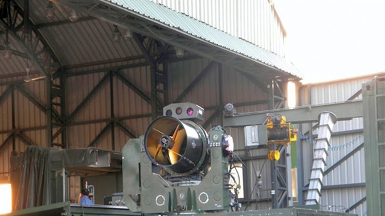 ADITYA - Gas Dynamic Laser - LASTEC - DRDO - 02