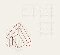 Dibujar las vistas principales de un objeto