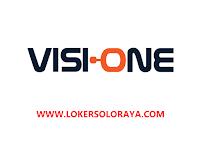 Lowongan Kerja Programmer Solo di PT Visione System