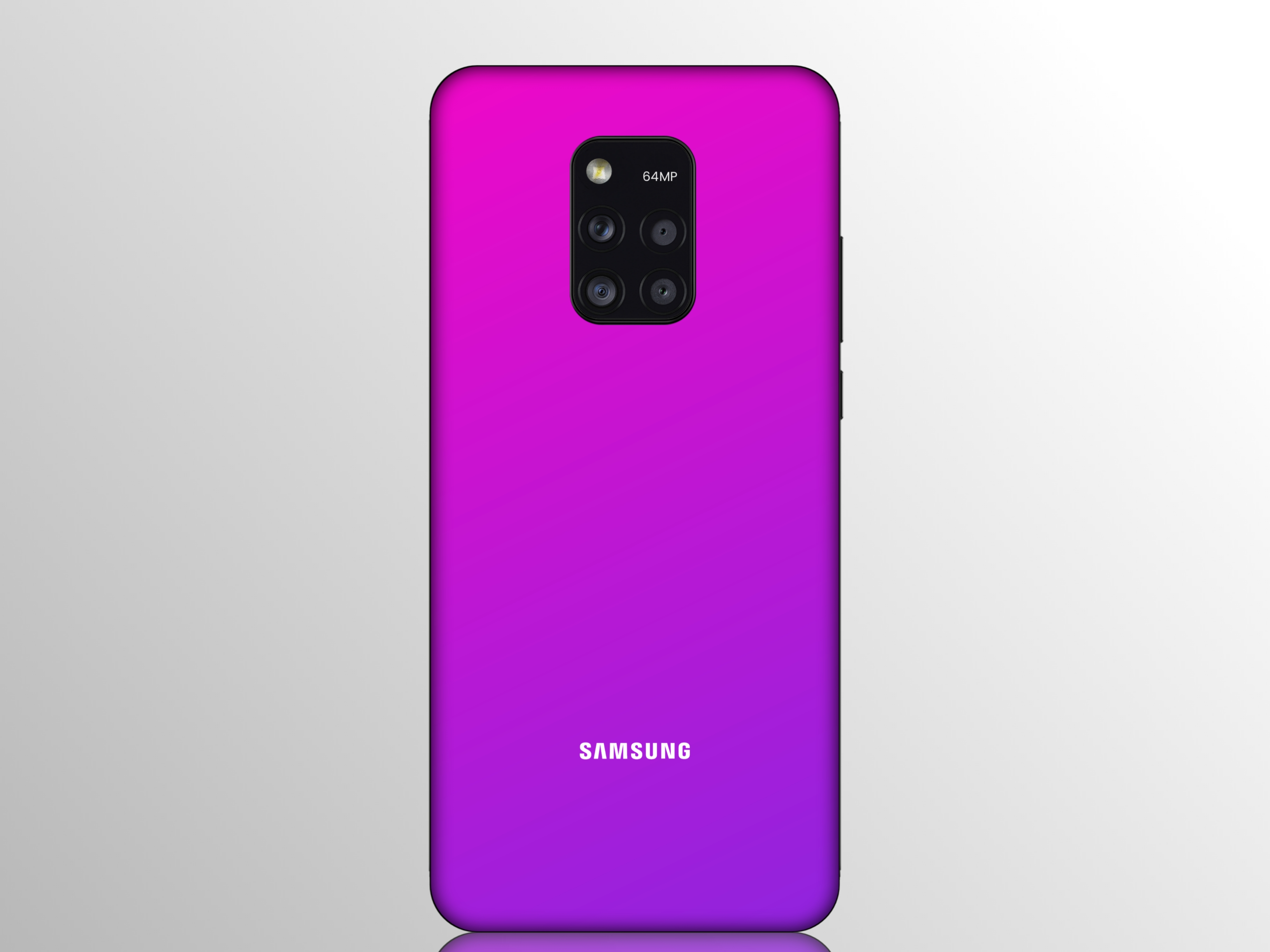 Samsung Galaxy M31s - A new concept design with detailed Specifications
