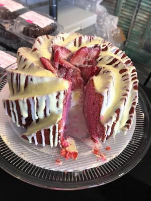 My Strawberry Lemonade Cake