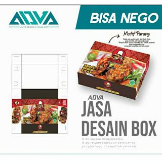 DESAIN BOX