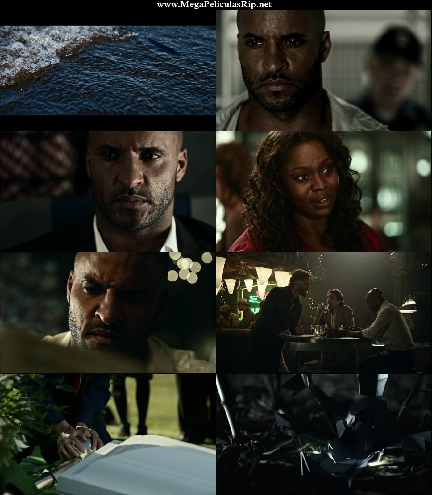 American Gods Temporada 1 1080p Latino