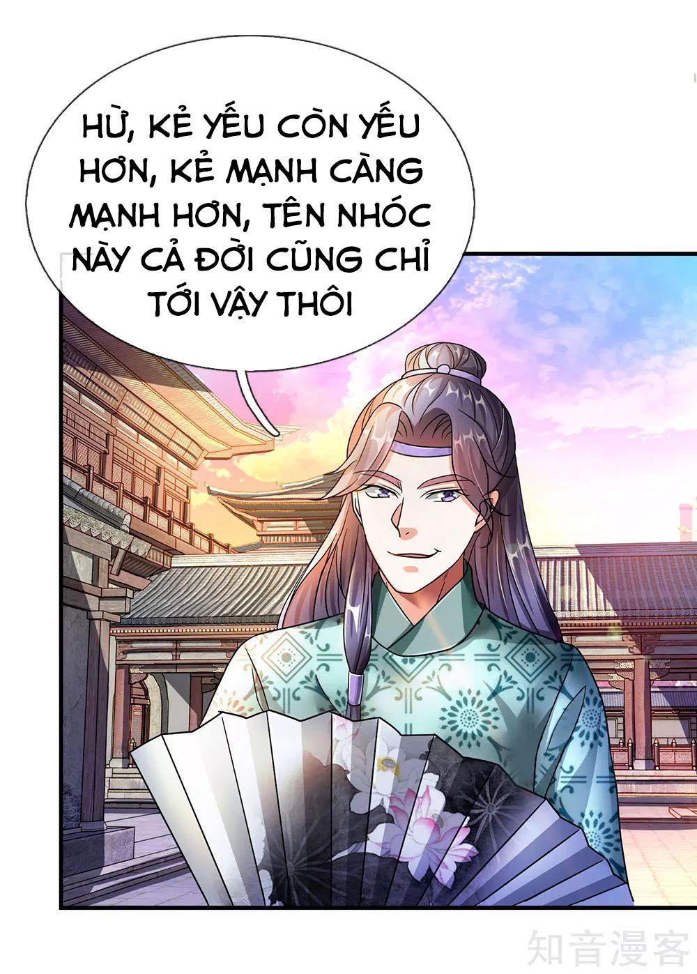 Nghịch Thiên Kiếm Thần Chapter 70 video - truyenmh.com