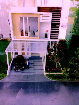 Jakarta Garden City yang dibangun oleh PT. Modernland Realty tbk