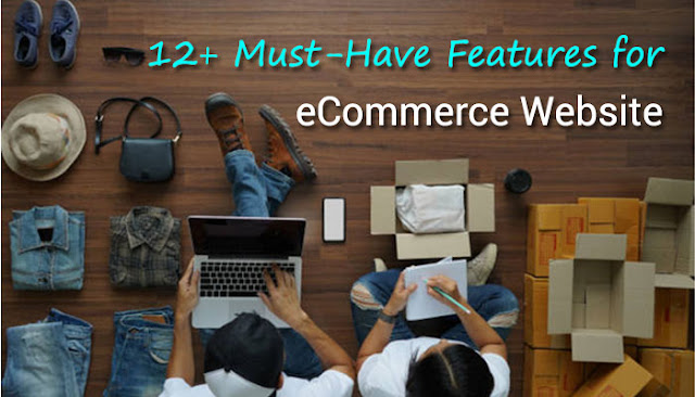 13 Must-Have Features for an eCommerce Website: eAskme