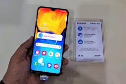 Cara Flashing Update Samsung Galaxy A20 SM-A205F Via Odin