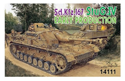 1/144 StuG.IV Early (14111)