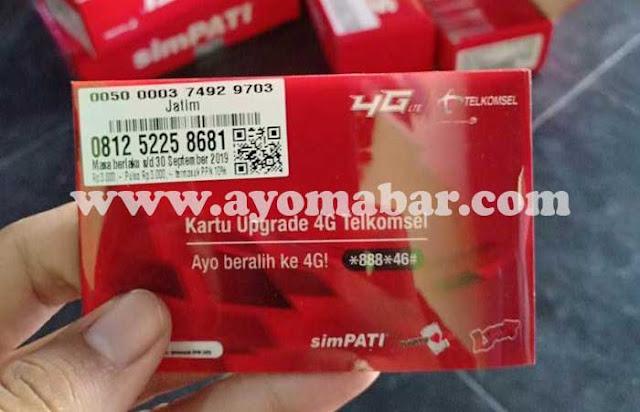 Cara Upgrade 4G Telkomsel Tanpa Ganti Kartu