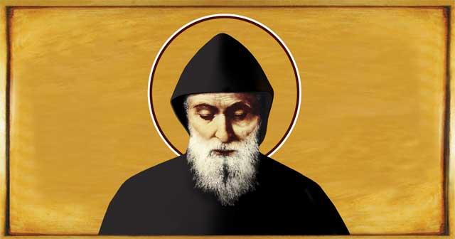 Santo Charbel Makhlouf