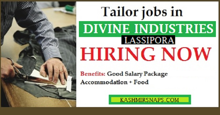 Divine Industries Lassipora requires 30 Tailors