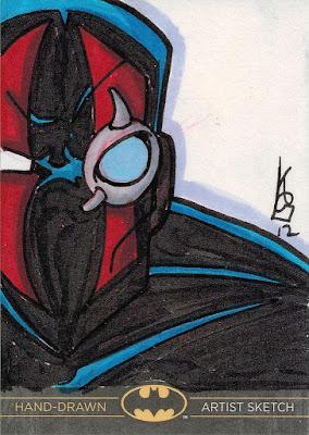 Kevin Gentilcore KGBeast skecth card