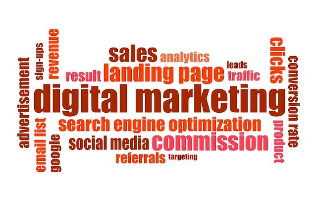 Describe Digital Marketing How Does Digital Marketing Works Define Their Components: