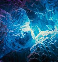 Nokia X6 Mineral Cave Wallpaper