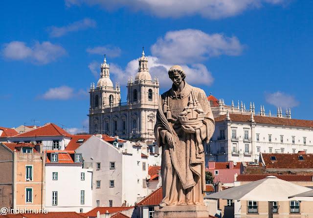Alfama, Old Town Lisbon, Portugal