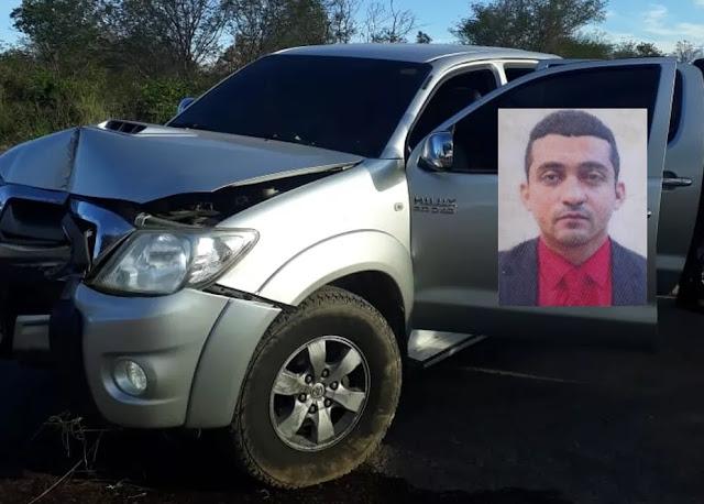 Resultado de imagem para Advogado é encontrado morto dentro de carro em Missão Velha