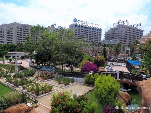 Jardines de Marina D'or, ciudad de vacaciones, Oropesa del Mar, Castellón