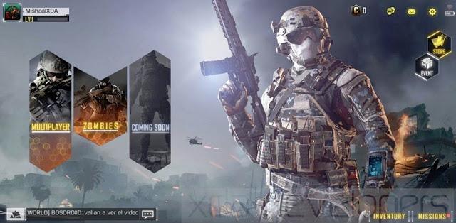تحميل لعبة كول اوف ديوتي موبايل 2020 Call of Duty Mobile الجديدة للاندرويد