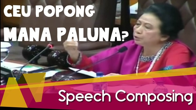 Kumpulan Video Speech Composing Eka Gustiwana tentang Politik Indonesia