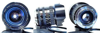 Sigma Zoom-Gamma 21-35mm 1:3.5~4 (OM Mount) #654