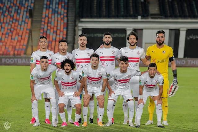 كأس مصر.. التعادل السلبي يحسم الشوط الأول من مواجهة الزمالك ضد نادي مصر