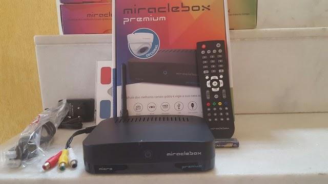 MIRACLEBOX ATUALIZAÇÃO V028 - 10/11/2016