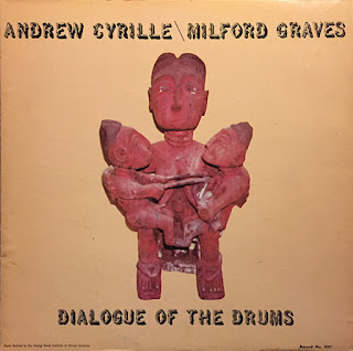 Andrew Cyrille, Milford Graves, Dialogue of the Drums
