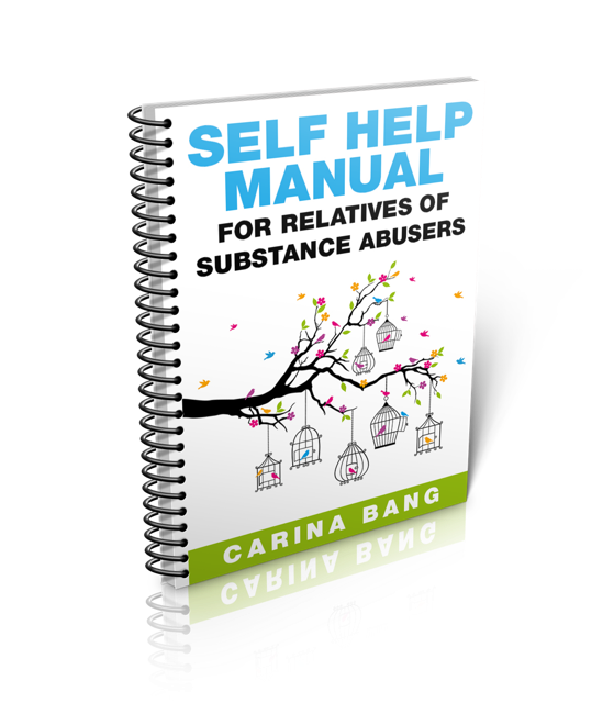 Self-Help Manual For Relatives of Substance Abusers