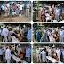 खाद्यान्न वितरण किया गया चौकी प्रभारी नैनागिर थाना बक्सवाहा एएसआई महेश पांडे द्वारा