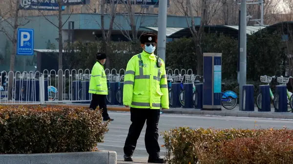 China imposes partial lockdown in Beijing with 1.6 million residents