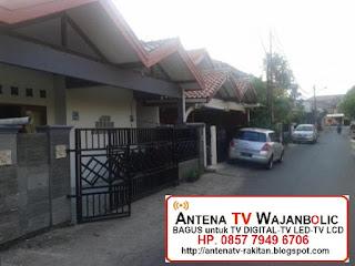 Jual ANTENA TV WAJANBOLIC  LUBANG BUAYA  Jakarta Timur