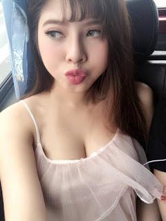 Gái xinh facebook Thỏ Ngọc Phạm bikini