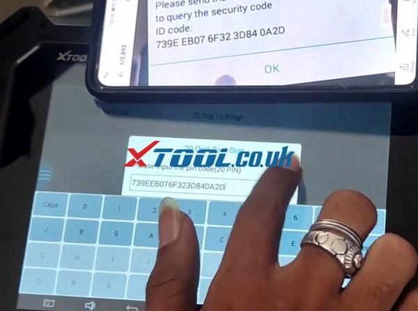 Xtool X100 Pad2 Program 2017 Suzuki Omni All Keys Lost  10