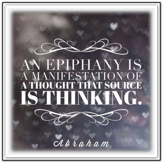 Epiphany Image Quote Card image