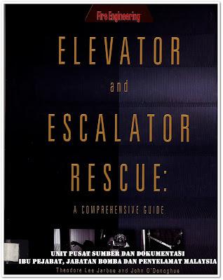 Sipnosis Buku : Elevator And Escalator Rescue - A Comprehensive Guide