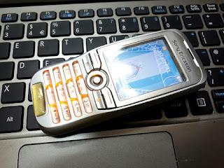 Sony Ericsson K500i Mulus Kolektor Item