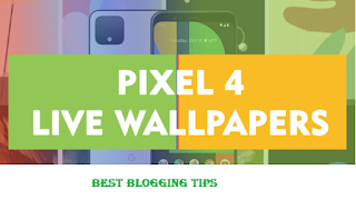 Pixel 4 live wallpapers For any Android device Download